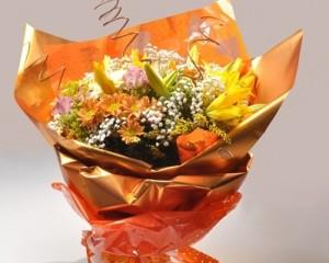 05 - Buque Luxo com Flores do Campo