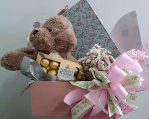 009- caixa decorada